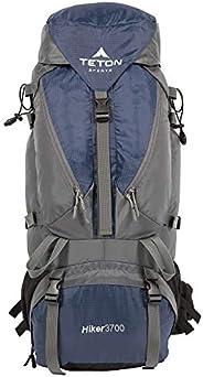 TETON Sports Ultralight Backpacks; Internal Frame Backpack for Hiking, Backpacking, Camping