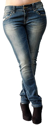 Jeans Skinny Donna Skinny Monkey Blue Monkey Blue Blue Skinny Donna Jeans Jeans Monkey Donna aTrx0qaw