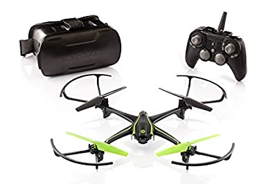 Sky Viper v2450FPV Streaming Drone with FPV Goggles - 2017 Edition by SKZ1L