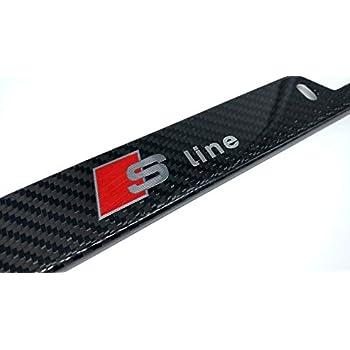 Amazon.com: Sline S-Line COLOR Logo Emblem Audi Audisport Full ...