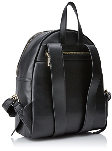 H Love T 11x30x26 Moschino Borsa B Backpack Handbag Pu Nappa cm Women's x Nero Black qfqCOpw