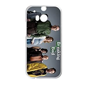 HUAH Breaking Bad Design Personalized Fashion High Quality Phone Case For HTC M8
