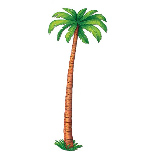 Beistle 55137 Jointed Palm 6 Feet product image
