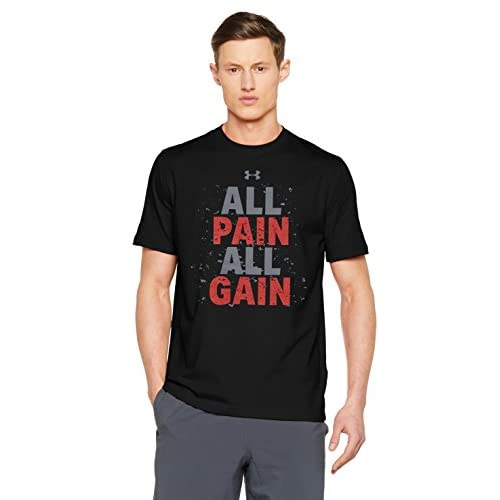 Under Armour All Pain All Gain T-Shirt Homme