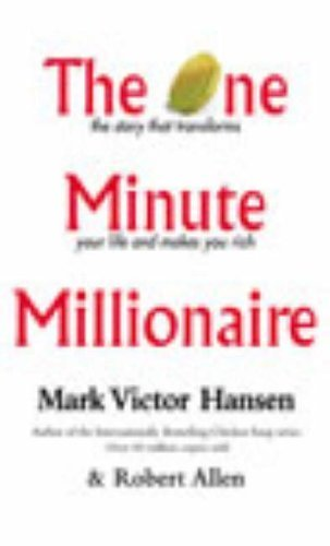 Download The One Minute Millionaire by Mark Victor Hansen (2002-10-31) ebook