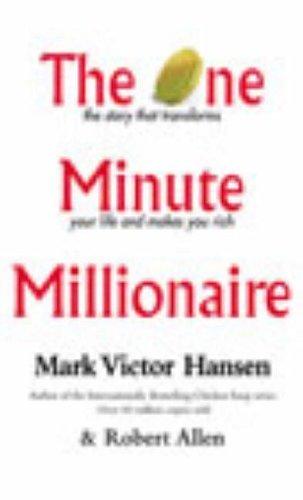 The One Minute Millionaire by Mark Victor Hansen (2002-10-31) pdf epub