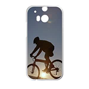 Good Quality Phone Case Designed With Cycling Sports For HTC One M8