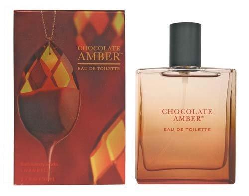 - Bath & Body Works Chocolate Amber Luxuries Eau de Toilette 1.7 oz