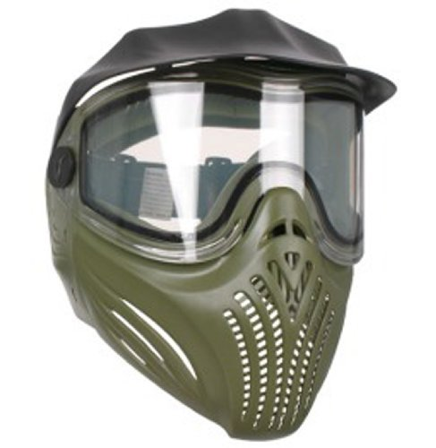 Invert Helix Thermal Paintball Goggles - Olive Green - Helix Thermal Goggle