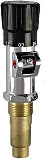 thermostatique Régulateur de tirage pour chaudière à combustible solide
