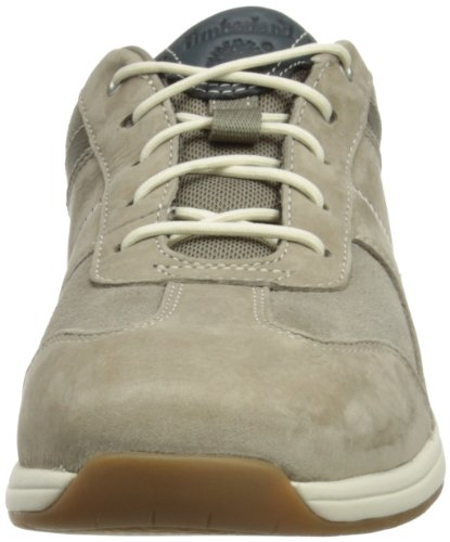 Timberland Ekhulcov Lthrsd Navy Blue, Sneaker Uomo grigio