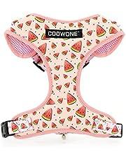 COOWONE Cute Watermelon Dog Harness