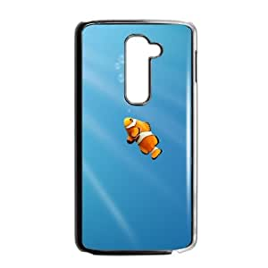 (ZDXS) Finding Nemo LG G2 Cell Phone Case Black