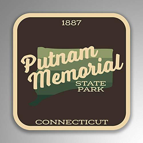 JB Print Putnam Memorial State Park Explore Wanderlust Camping Hiking Vinyl Decal Sticker Car Waterproof Car Decal Bumper Sticker 5