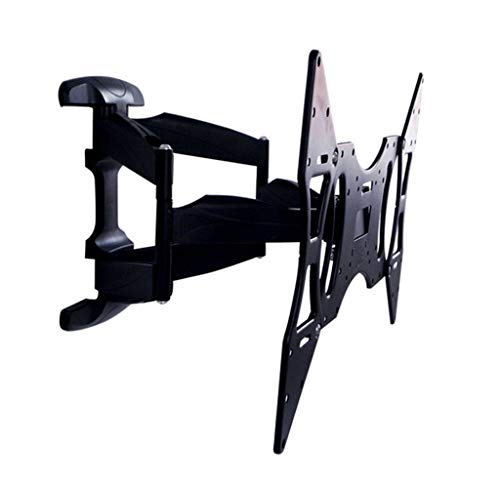 (LIYANDSZJ TV Wall Bracket for 32-70 Inch LED LCD Plasma & Curved Screens Telescopic Rotating Bracket Stand)