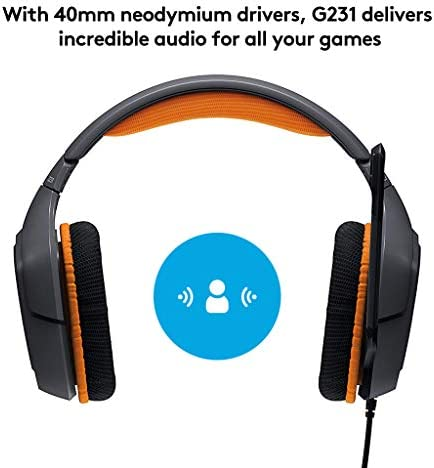 driver microphone casque logitech g231