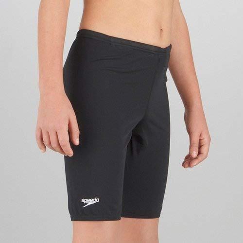 Speedo Boys End Jammer Shorts Black 28''