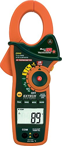 Extech EX840 Clamp Built Thermometer