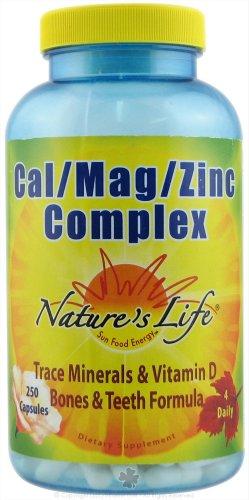 Cal / Mag / Zinc 250Cap minérale