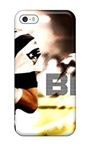Anti-scratch And Shatterproof Tom Brady Phone Case For Iphone 5/5s/ High Quality Tpu Case