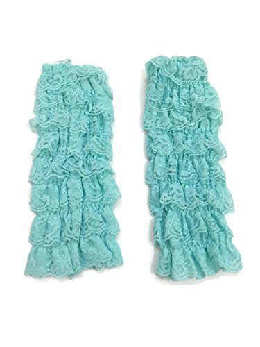 Rush Dance Lace Multiple Layers Baby/Toddler Leg Warmers