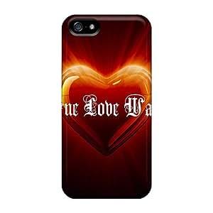 Dana Lindsey Mendez GGHbvrU7725pltyb Case Cover Iphone 5/5s Protective Case True Love