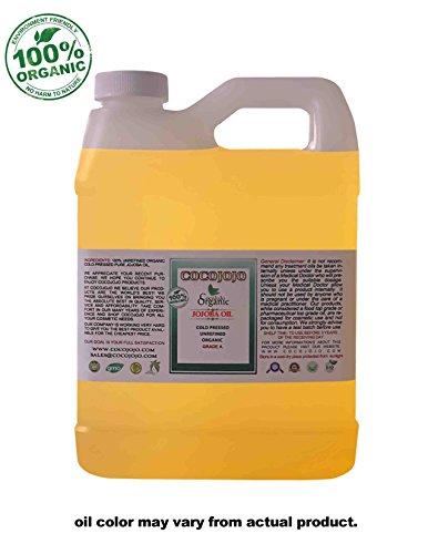 Jojoba Oil Organic Pressed Unrefined