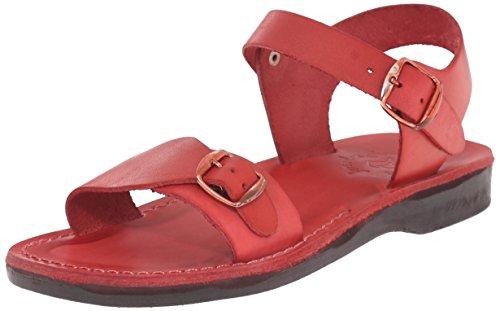 The Red Sandals Original Women's Rubber Gladiator Jerusalem TdEYBwqT