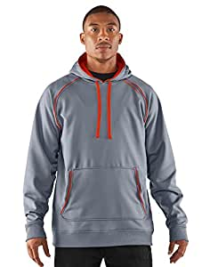 Under Armour Men's Armour® Fleece Freshness Hoodie Extra Extra Large Steel