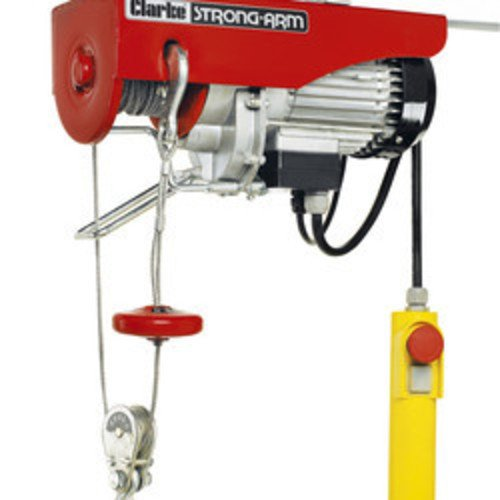 HOIST, ELECTRIC, 125KG CH2500B By CLARKE INTERNATIONAL