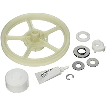 Amazon com: ApplianPar W10721967 Washer Pulley Clutch Kit