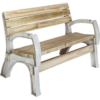 Hopkins 90134ONLMI 2x4basics AnySize Chair or Bench Ends, - Bench Chair