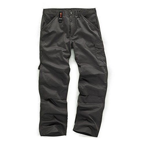 Scruffs - Pantalon - Homme gris graphite