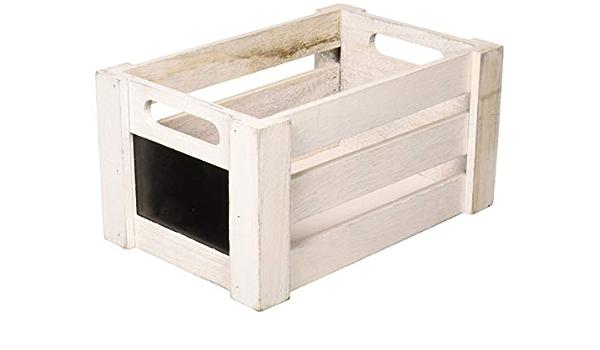 Kesper Caja de almacenaje 26 x 16,5 x 13,5 cm de Madera de Paulownia, marrón, 26 x 16.5 x 13.5 cm: Amazon.es: Hogar