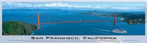 Buffalo Games Panoramic, San Francisco - 750pc Jigsaw Puzzle