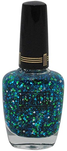 - MILANI Specialty Nail Lacquer Jewel FX-MLMSN582 Teal