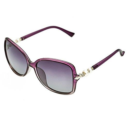 de Gafas UV400 Gafas SSSX montura para sol conducir para D de mujer sol sol sol grande E de Color con con Protección visera Gafas 100 de sol de Gafas Gafas wqTBXRrT