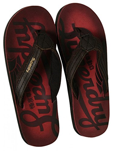 Superdry Schuhe Zehentrenner Gt4 Mojave Ms-0gs-231-32l