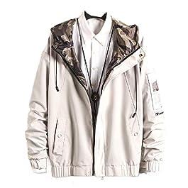 Men's Autumn Juniors Casual Short  Coat Jacket