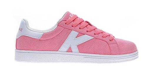 Donna Omaha Sneaker 155 Kelme Rosa Suede pink qRtwPP1