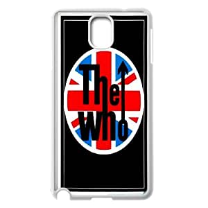 JenneySt Phone CasePopular Music Band -The Who For Samsung Galaxy NOTE4 Case Cover -CASE-10
