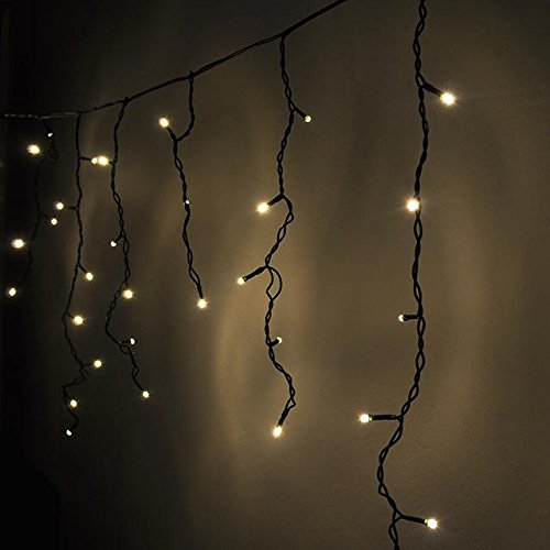 Hang Outdoor Icicle Lights in Florida - 9