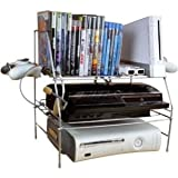 atlantic-personal & portable 4550-6114 game depot holds console media & access Review
