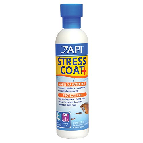 API Stress Coat Water