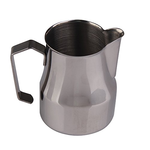 Stainless Steel Coffee Shop Espresso Milk Latte Art Frothing Jug 350CC - 1