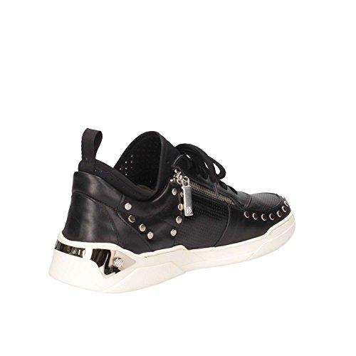 Botticelli PLU35706F Sneaker Mann Schwarz