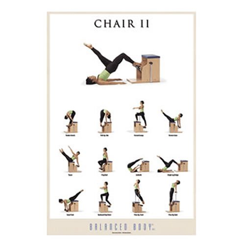 (Exercise Poster, Chair II)