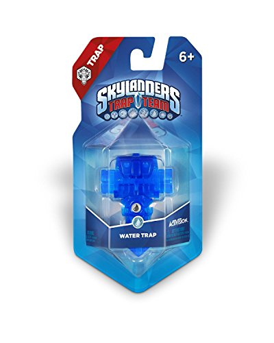 Skylanders Trap Team: Water Element Trap Pack