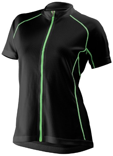 Cannondale Women's Classic Jersey, Black, Small