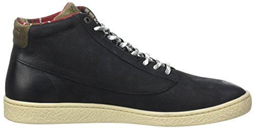 Noir Kickers Homme Baskets Noir Hautes Sarepar w4q14PB